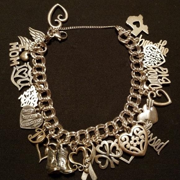 951d8519a3e82 James Avery Charm Bracelet